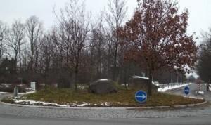 foto rundkørsel